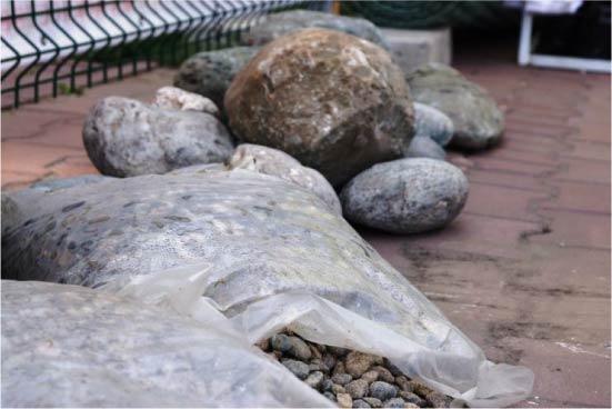 Отсортированные камни